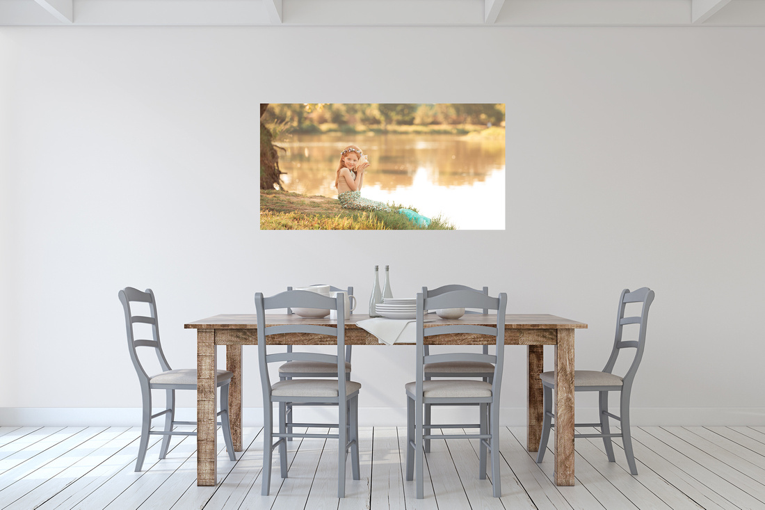Large Canvas Prints of Your Children